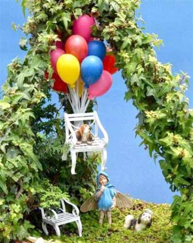 Fairy balloons