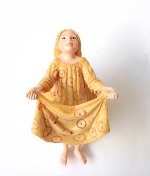 Crabapple Fairy Figurine