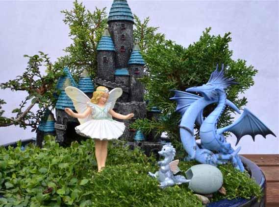 fairy garden castle. Happy-Fairy-Tale-Endings Fairy Garden Castle A