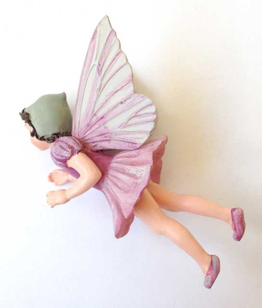 Lilac Fairy Figurine
