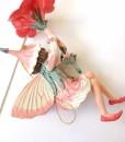 Phlox fairy figurine