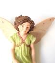 Apple Blossom fairy figurine