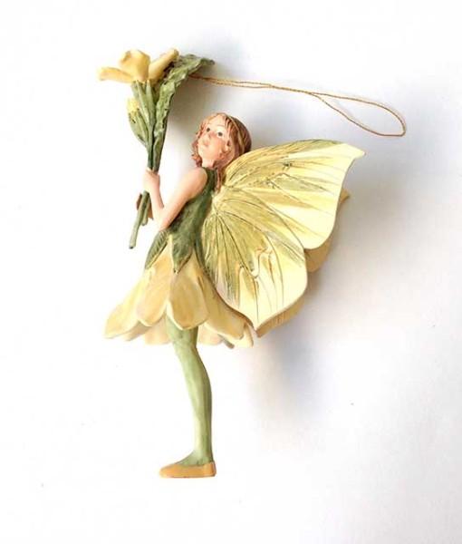 Primrose fairy figurine