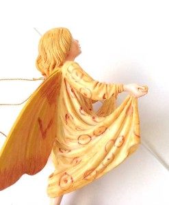 Crabapple Fairy Figurine