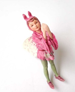 orchis fairy figurine