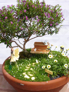 Blooming Fairy Tree