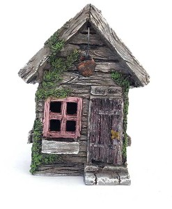Miniature country house