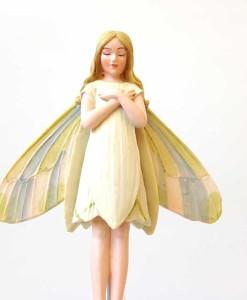 Snowdrop fairy figurine