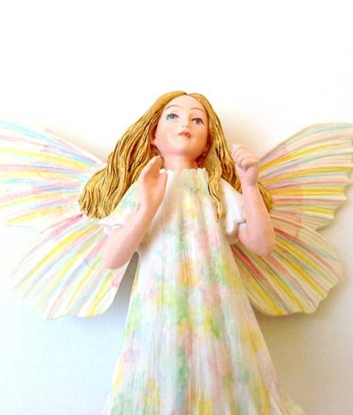 Yarrow Fairy figurine