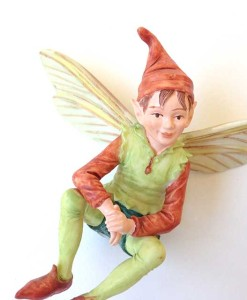 Elf fairy figurine