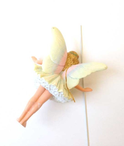 Christmas Tree fairy figurine