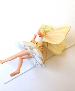 Narcissus Fairy Figurine