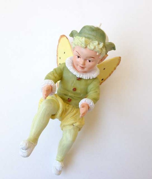 Poplar fairy figurine
