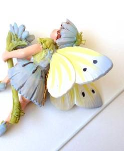Chicory Fairy figurine