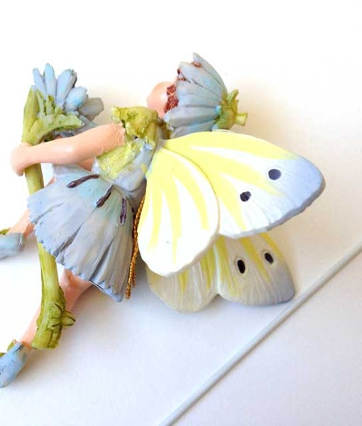Chicory Fairy figurine
