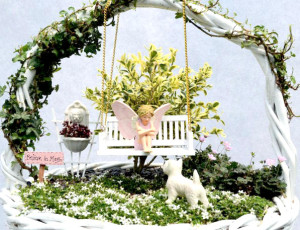 Fairy swing