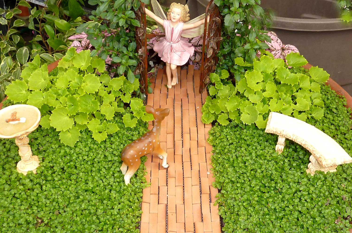Ideas For Fairy Gardens and now for something completely different Fairygardenpaths