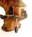 fairy garden treehouse