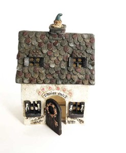 miniature fairy villa