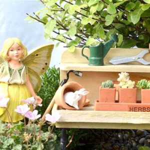 fairy garden animals